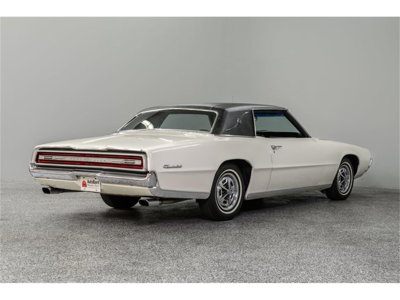 Large Picture of Classic 1967 Ford Thunderbird located in North Carolina - $18,995.00 Offered by Autobarn Classic Cars - QBO9