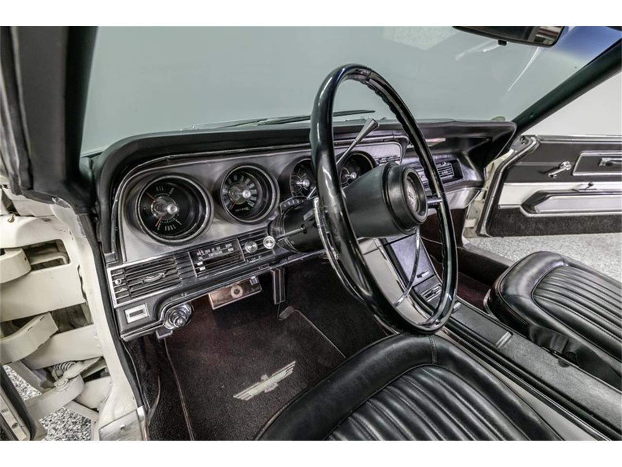 Large Picture of '67 Thunderbird located in Concord North Carolina Offered by Autobarn Classic Cars - QBO9