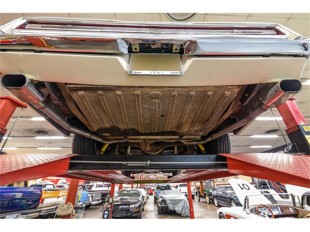Large Picture of '67 Thunderbird Offered by Autobarn Classic Cars - QBO9