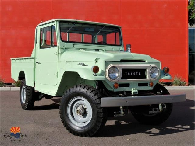 Picture of '66 Land Cruiser FJ - QBOB