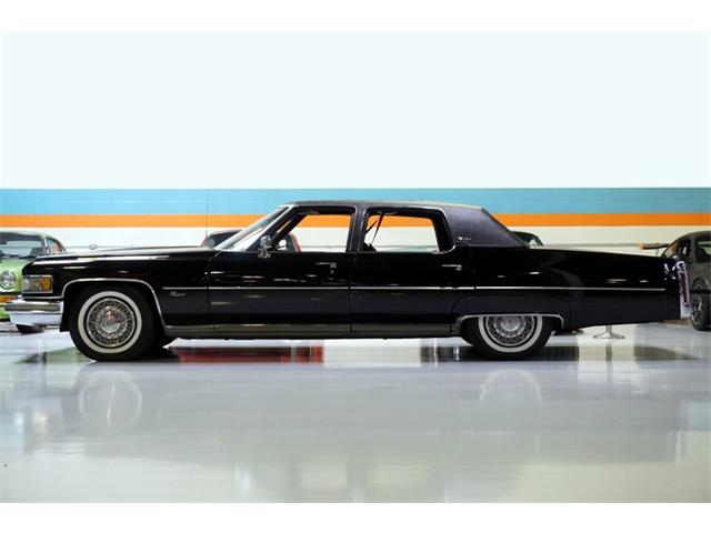 Picture of '75 Cadillac Fleetwood located in Ohio - QBOF