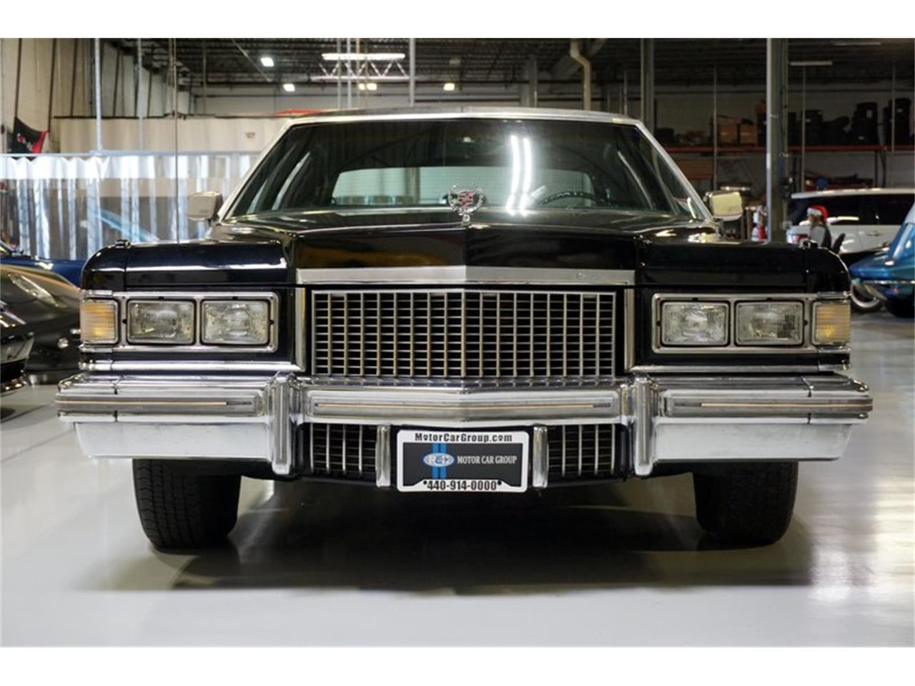 Large Picture of '75 Fleetwood - QBOF