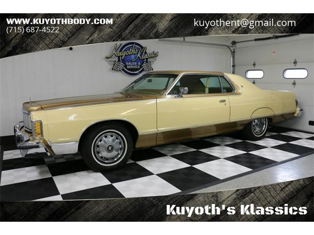 Picture of 1978 Mercury Grand Marquis located in Stratford Wisconsin Auction Vehicle - QBOG
