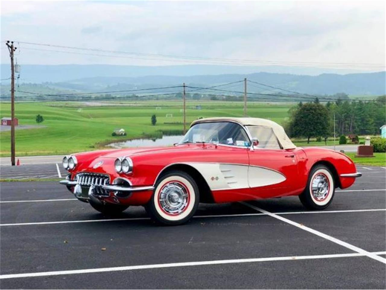 Large Picture of '60 Corvette - QBOH