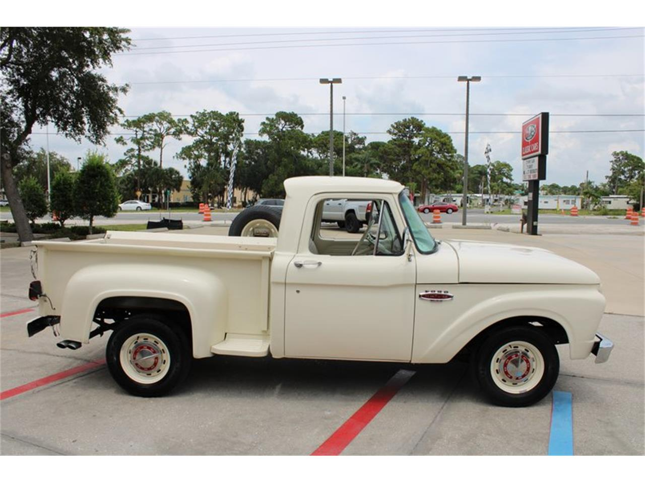 Large Picture of '66 F100 - QBOK