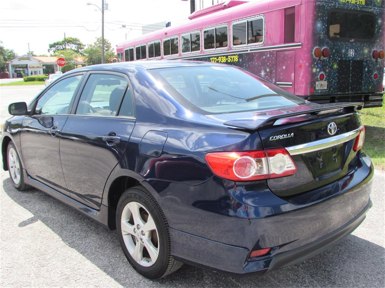 Large Picture of '11 Corolla - QBOO