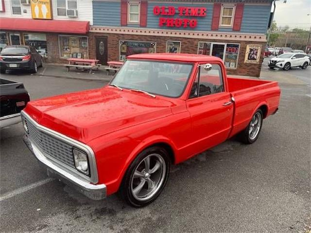 Picture of Classic 1971 Chevrolet Pickup located in Cadillac Michigan - QBP6
