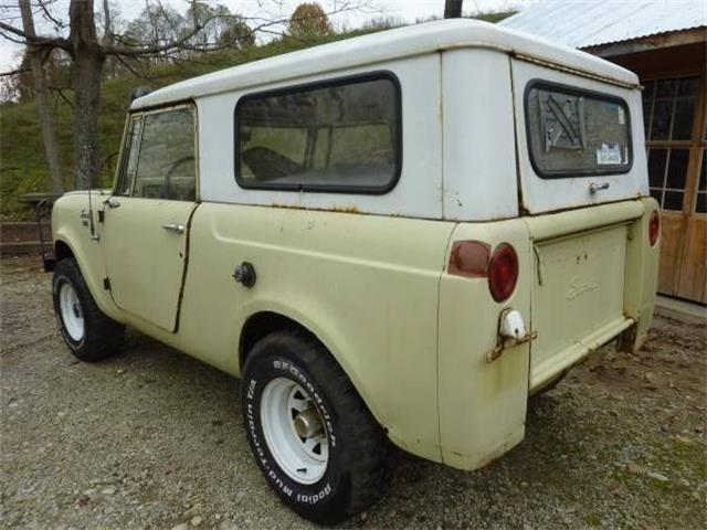 Picture of '67 Scout - QBPD