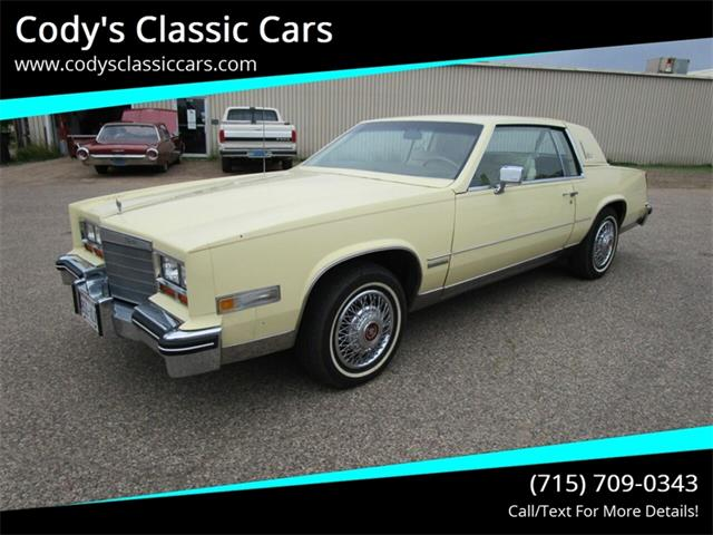 Picture of '82 Cadillac Eldorado - $3,995.00 Offered by  - QBPH