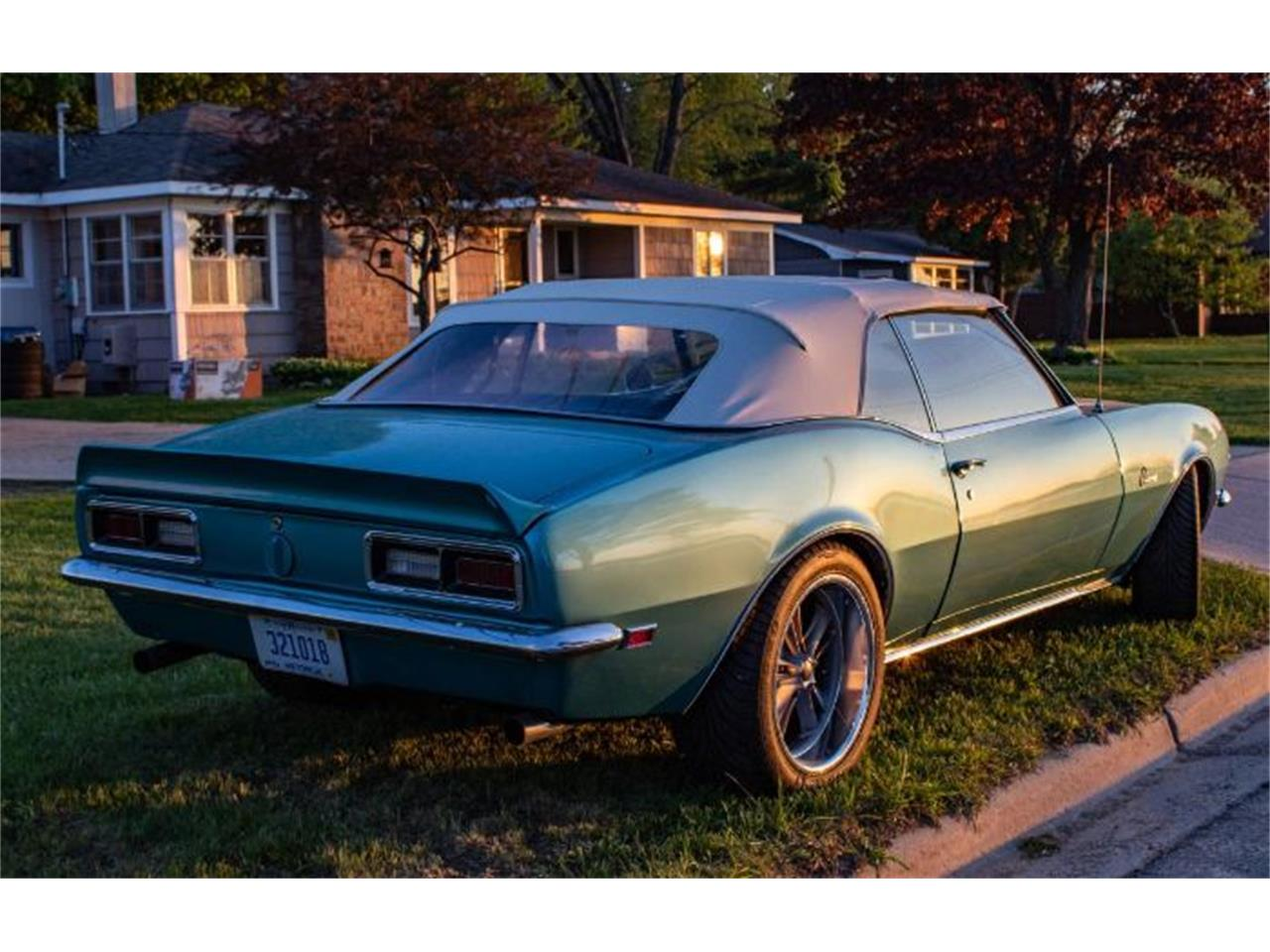 Large Picture of Classic '68 Camaro located in Michigan - QBPJ