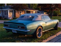 Picture of 1968 Chevrolet Camaro located in Michigan Offered by Classic Car Deals - QBPJ
