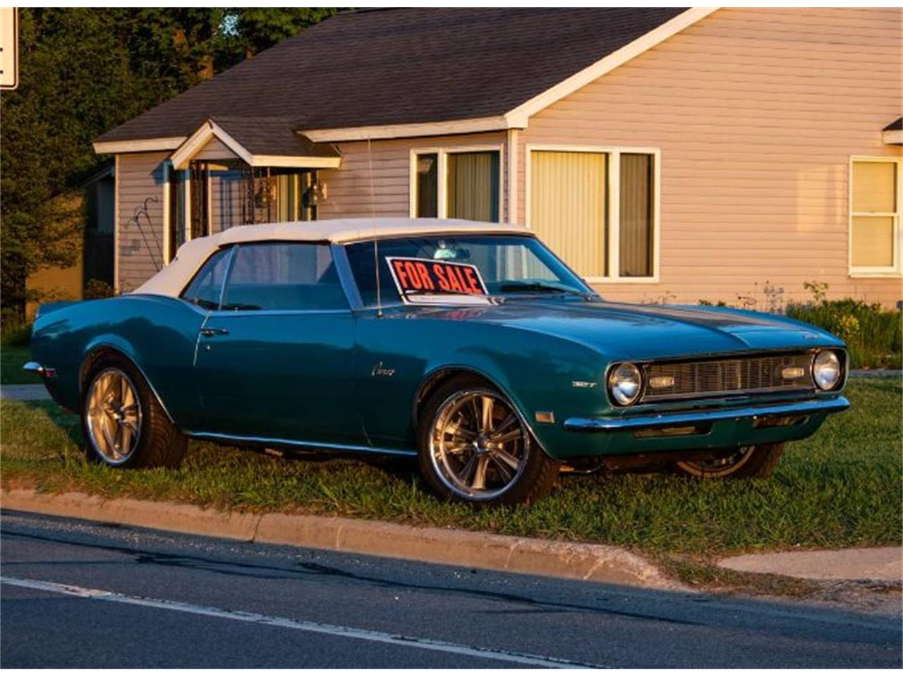 Large Picture of '68 Camaro - $30,995.00 Offered by Classic Car Deals - QBPJ