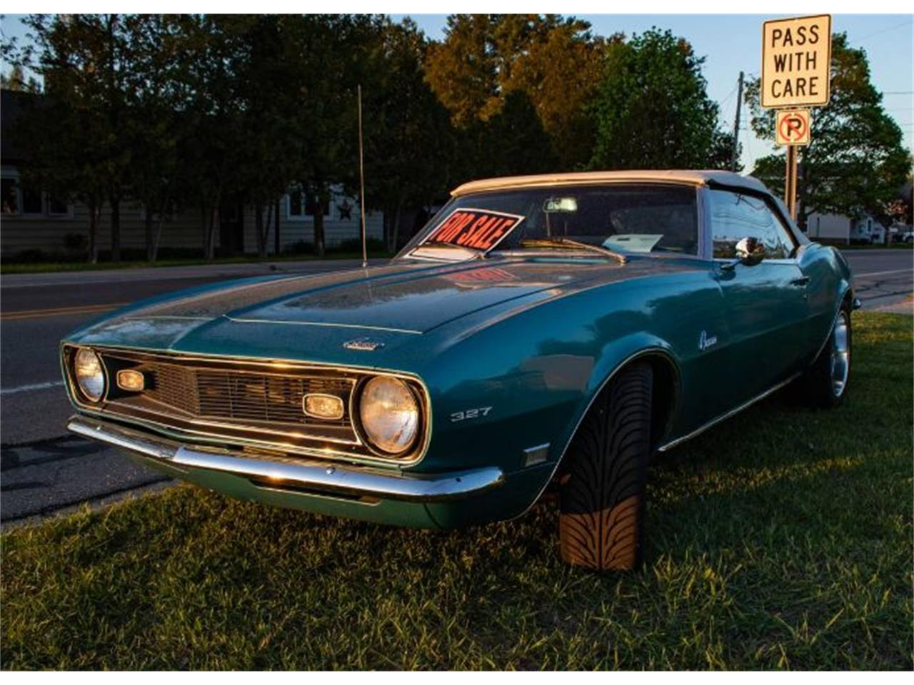 Large Picture of Classic '68 Chevrolet Camaro Offered by Classic Car Deals - QBPJ