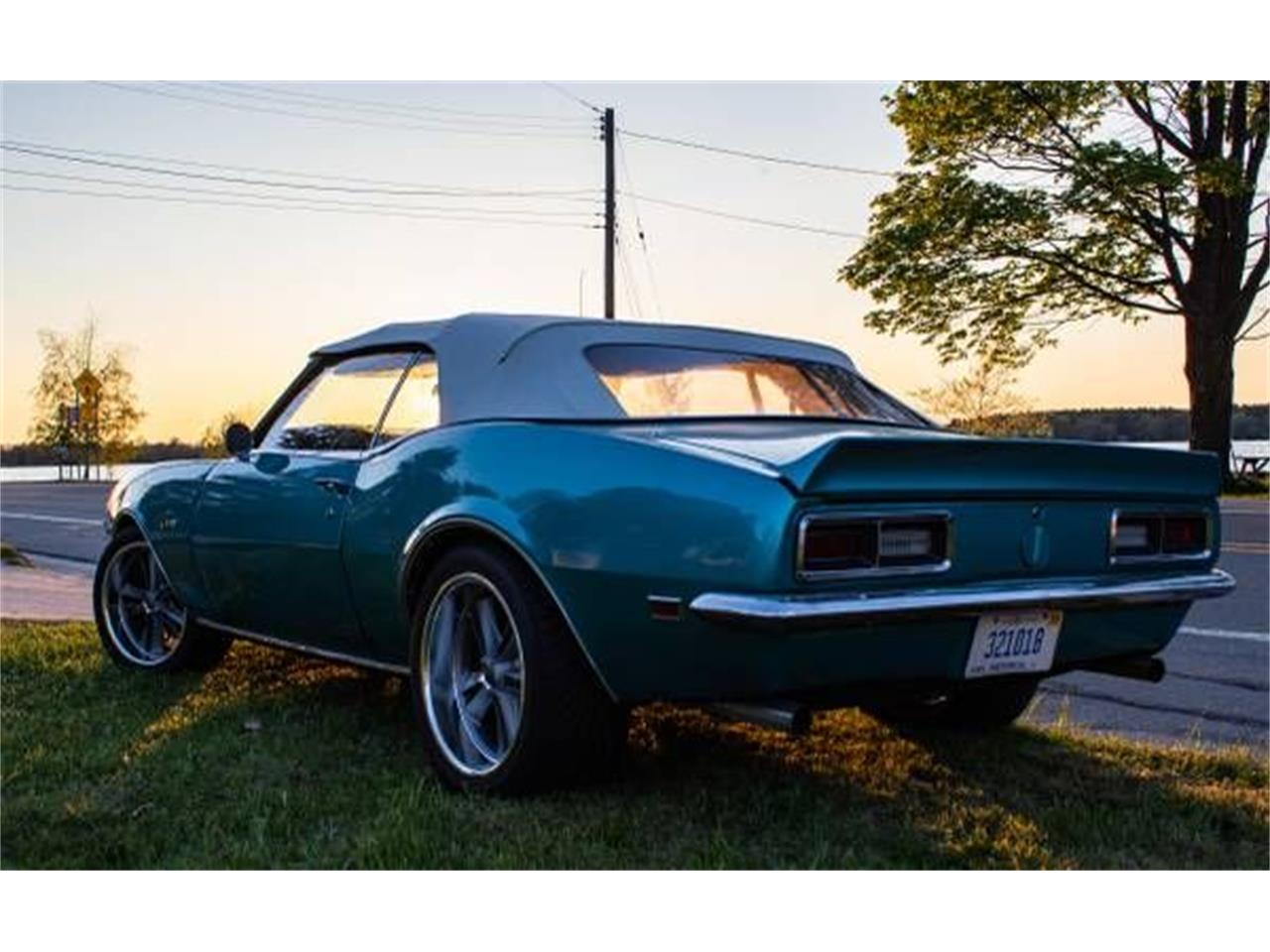 Large Picture of '68 Camaro located in Michigan Offered by Classic Car Deals - QBPJ