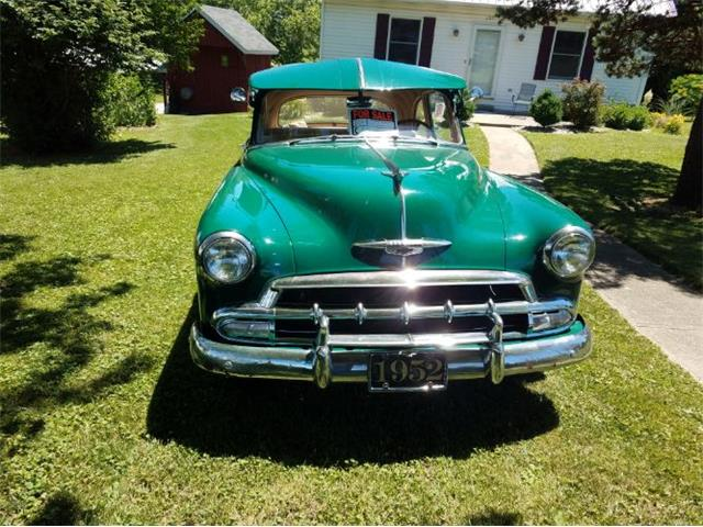 Picture of 1952 Chevrolet Styleline located in Michigan - QBPN