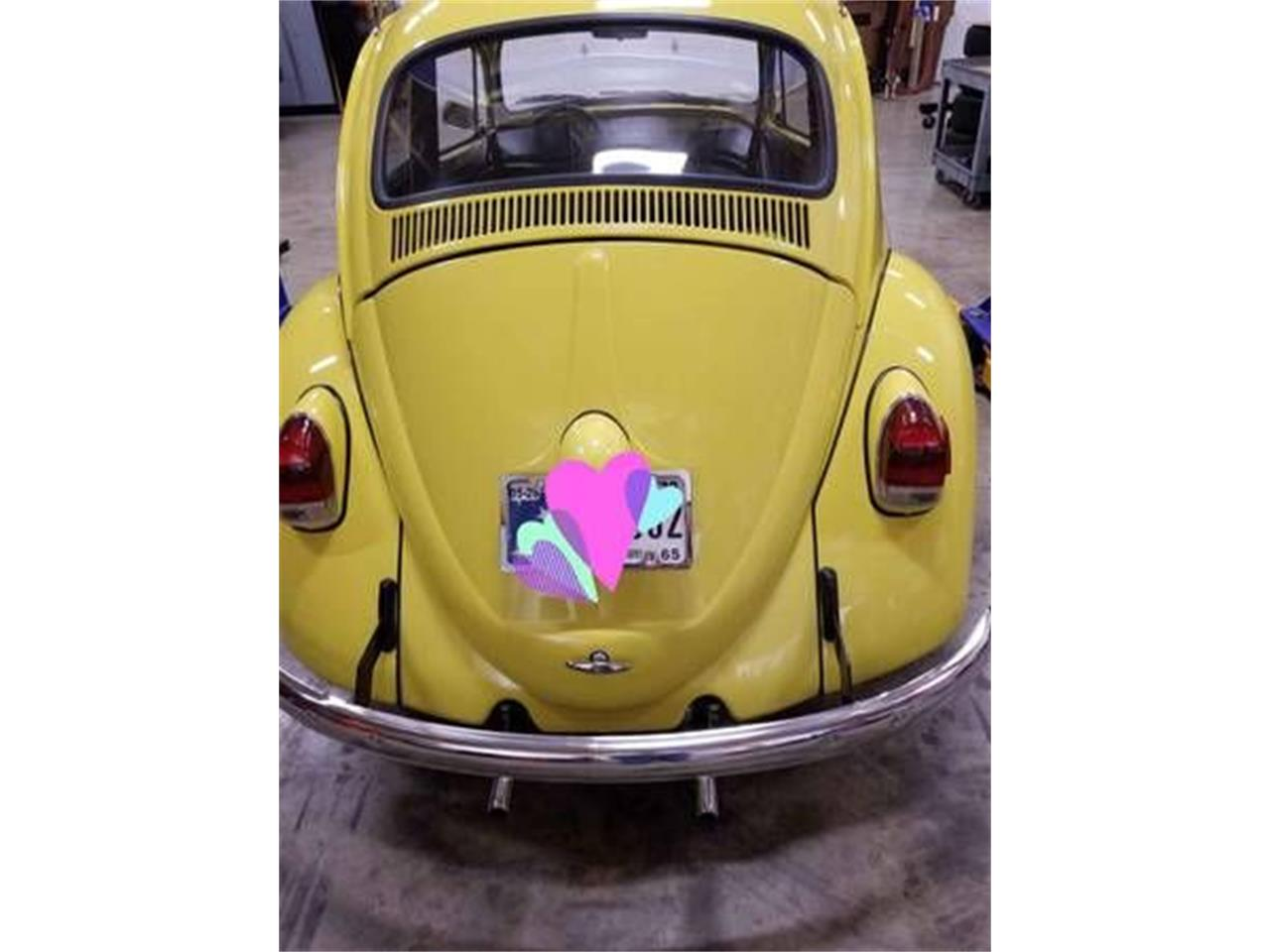 Large Picture of '69 Beetle - QBPO