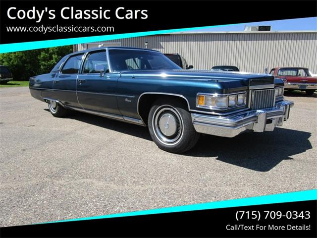 Picture of '75 Fleetwood Brougham Offered by  - QBPR