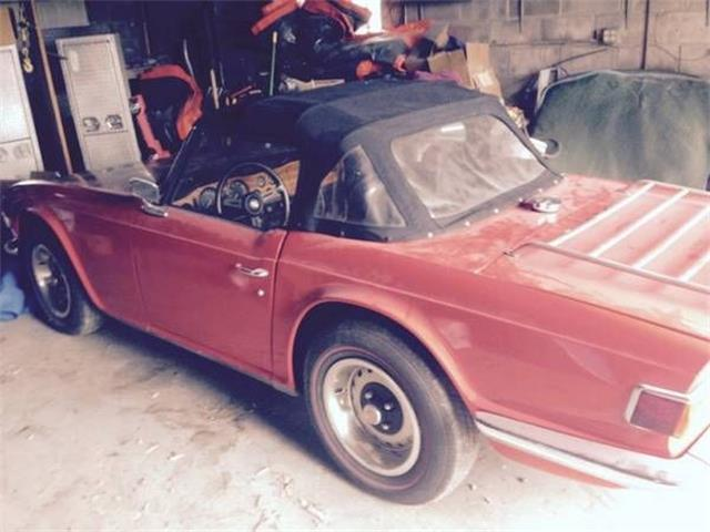 Picture of '72 TR6 located in Michigan Offered by  - QBPW