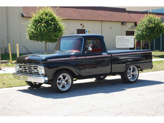 Picture of '64 F100 located in Louisiana - QBQ5