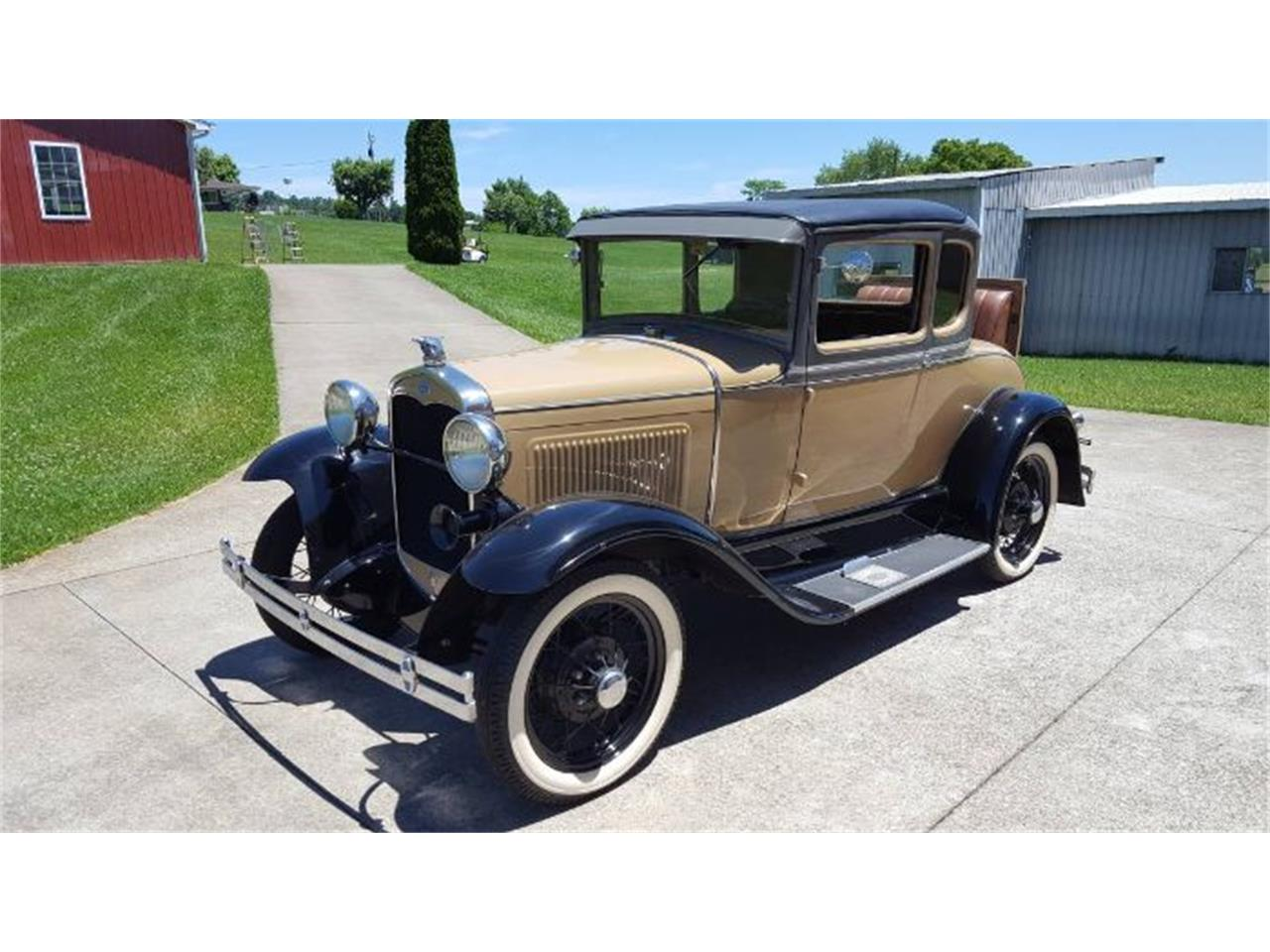 Large Picture of Classic 1931 Ford Model A located in Michigan Offered by Classic Car Deals - QBQG