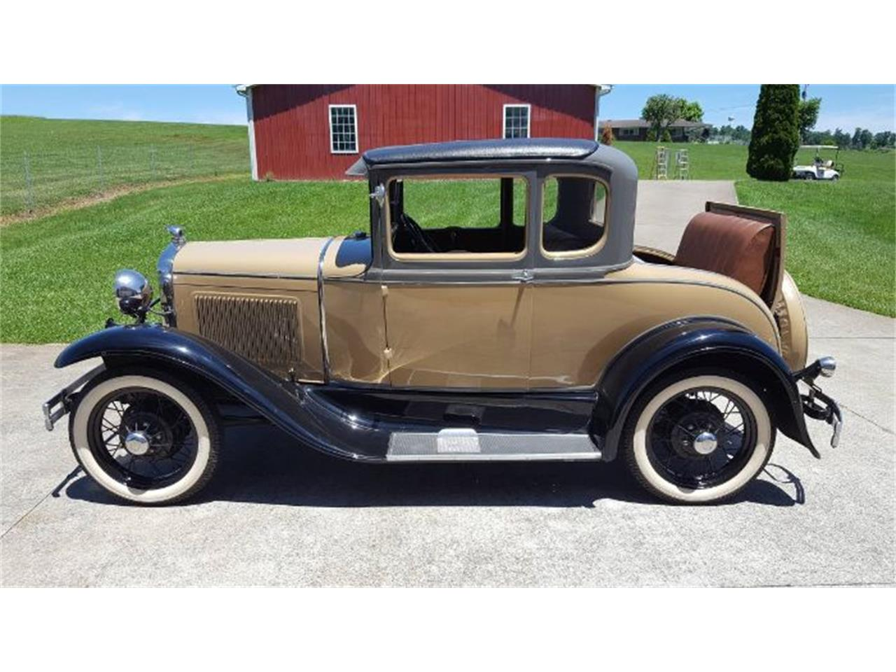 Large Picture of Classic '31 Ford Model A - $18,995.00 Offered by Classic Car Deals - QBQG