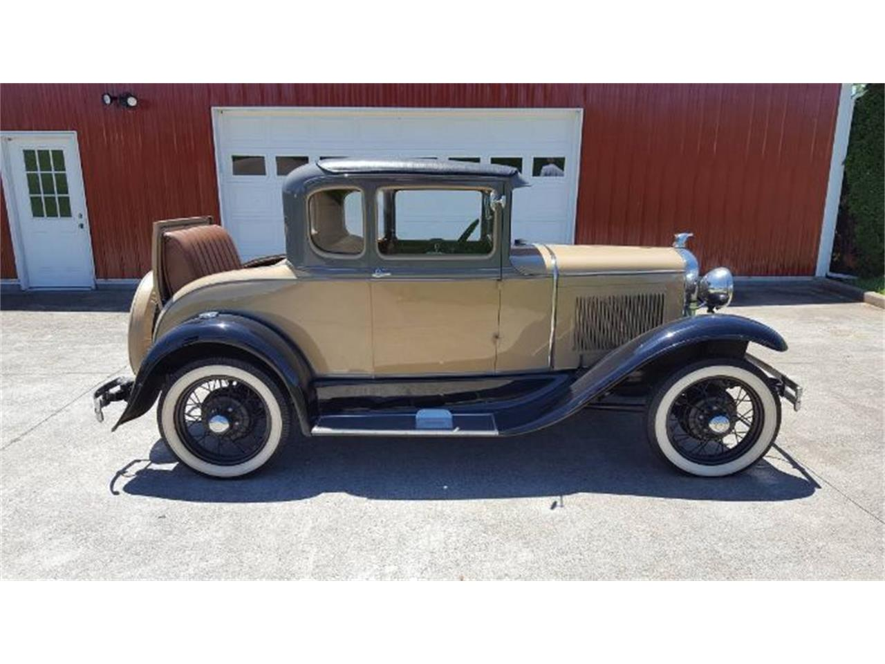 Large Picture of Classic '31 Model A located in Michigan - $18,995.00 Offered by Classic Car Deals - QBQG