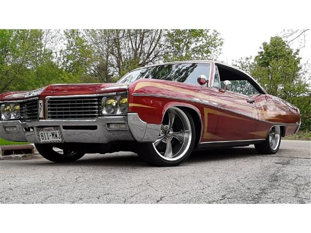 Picture of Classic 1967 Buick LeSabre located in Cadillac Michigan - $10,995.00 Offered by  - QBQI