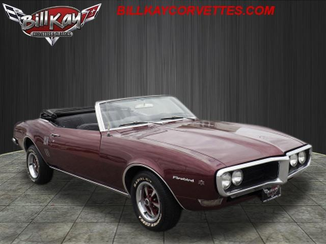 Picture of Classic 1968 Firebird located in Illinois Offered by  - QBQK