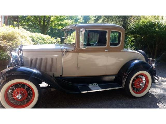 Picture of Classic '30 Ford Model A located in Cadillac Michigan Offered by  - QBQM