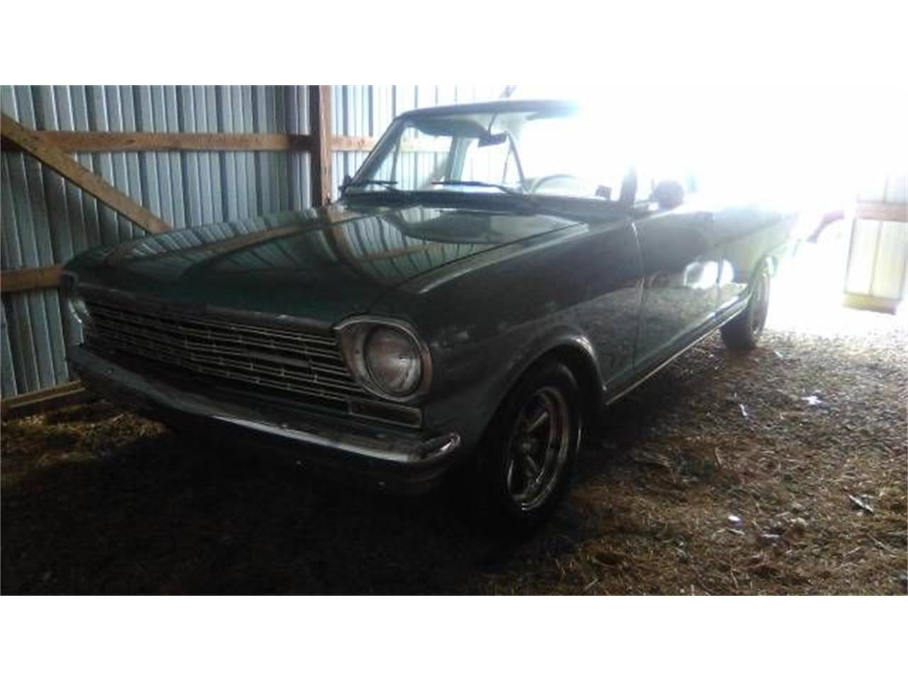 Large Picture of '63 Chevy II - QBR3