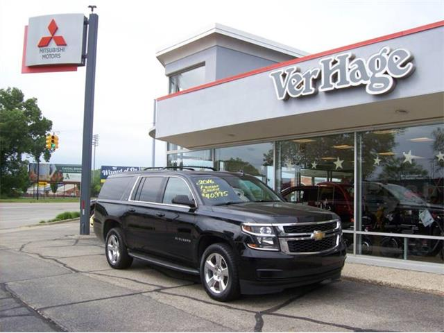 Picture of '16 Suburban located in Michigan - $38,200.00 Offered by  - QBR8