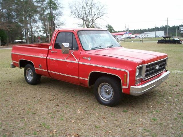 Picture of '77 Pickup - QBRF
