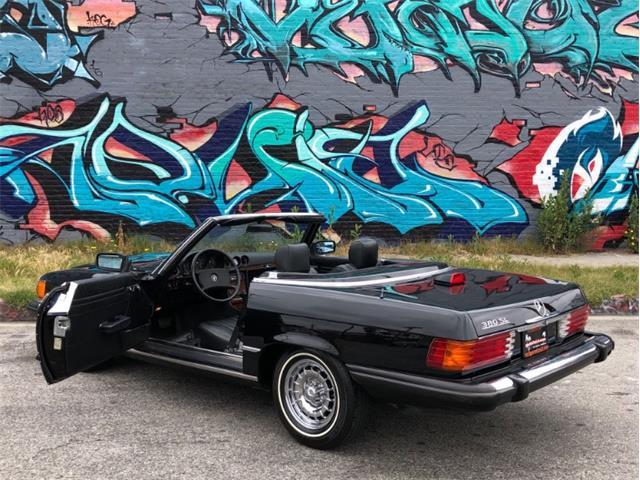 Picture of 1985 380SL Offered by  - Q5F7