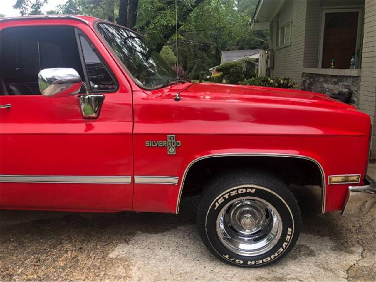 Large Picture of '85 C10 - QBRH