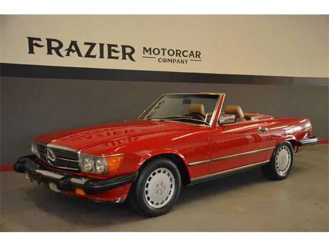 Picture of '87 560SL - QBRY