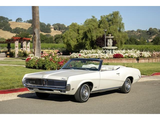 Picture of Classic '69 Cougar located in California Auction Vehicle Offered by  - QBSD