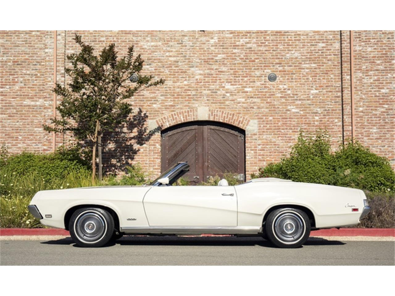 Large Picture of '69 Cougar - QBSD