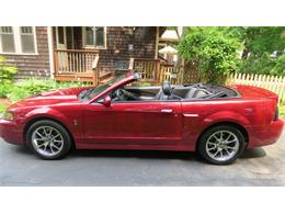 Picture of '04 Mustang SVT Cobra located in Hanson Massachusetts - QBSO