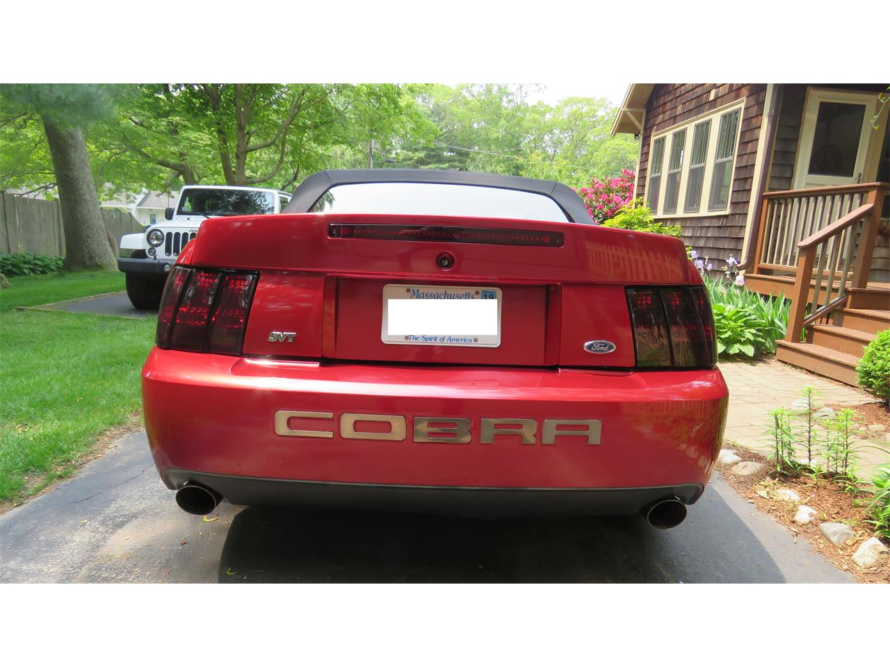 Large Picture of '04 Mustang SVT Cobra Offered by a Private Seller - QBSO