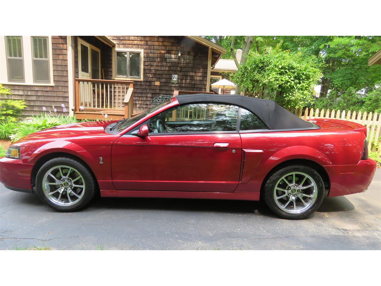 Large Picture of '04 Mustang SVT Cobra - $23,000.00 - QBSO