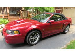 Picture of 2004 Ford Mustang SVT Cobra located in Hanson Massachusetts - $23,000.00 Offered by a Private Seller - QBSO