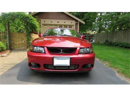 Picture of '04 Ford Mustang SVT Cobra located in Hanson Massachusetts - $23,000.00 Offered by a Private Seller - QBSO