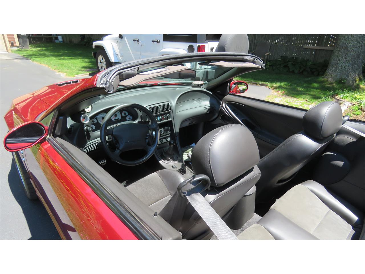Large Picture of '04 Ford Mustang SVT Cobra - $23,000.00 Offered by a Private Seller - QBSO