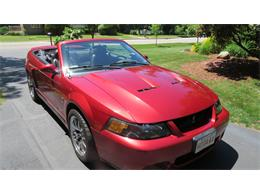 Picture of 2004 Ford Mustang SVT Cobra located in Hanson Massachusetts - $23,000.00 - QBSO
