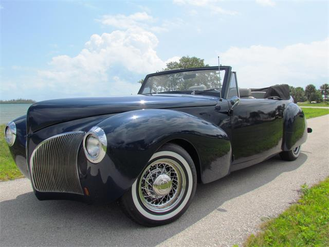 Picture of '40 Continental - QBT1