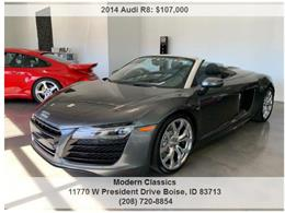 Picture of '14 R8 - QBT2