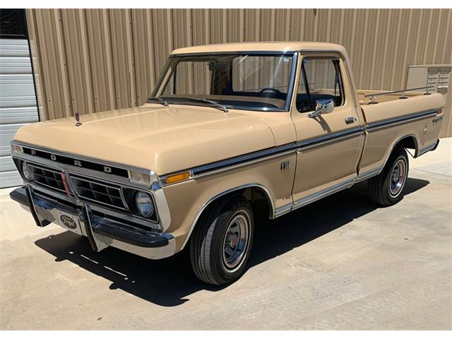 Picture of '76 Ford F100 Offered by  - Q604