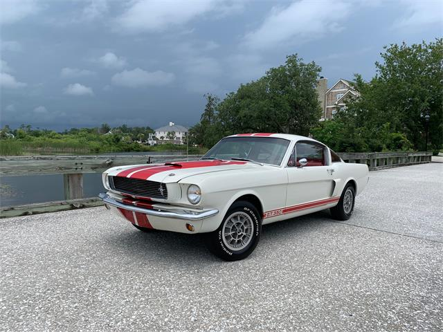 Picture of Classic '66 GT350 located in North Carolina Offered by a Private Seller - QBTA