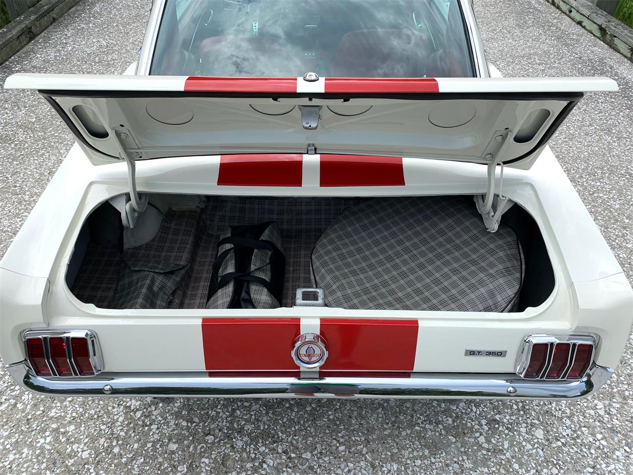 Large Picture of '66 GT350 - QBTA