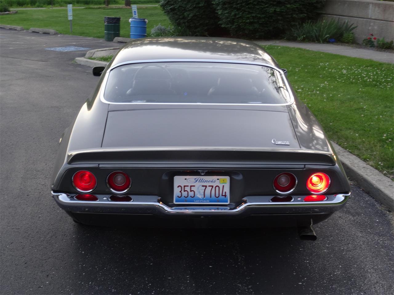 Large Picture of '70 Camaro - QBTD